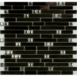 Мозаика MS-604 метал (15х48х98x6) 305*298